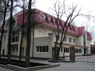 Здание главного офиса ЗАО НПП Машпром в Екатеринбурге